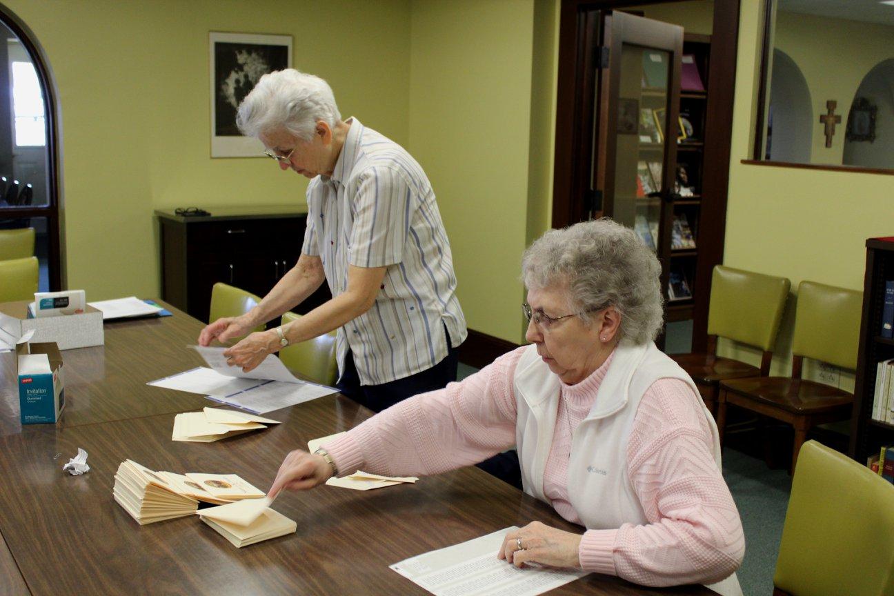 Preparing Mailings