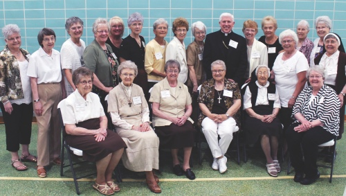 Sisters of St. Francis' continuing mission