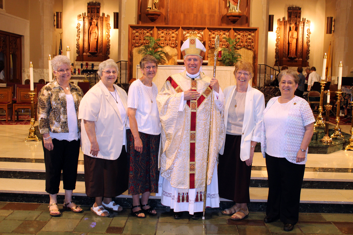 150th Anniversary Mass Pictures