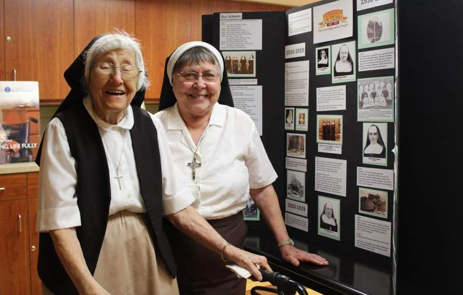 150th Anniversary at St. Francis Home